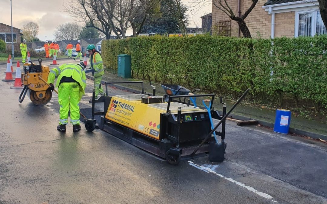 Troubleshooting trench reinstatements for Electricity North West
